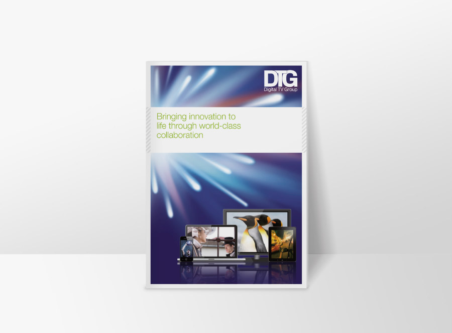 DTG Corporate poster cover